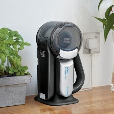 Black + Decker Handheld Pivot Vacuum