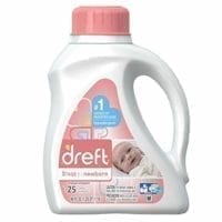 Dreft Newborn Liquid Laundry Detergent