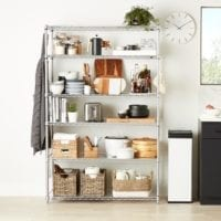InterMetro 6-shelf Pantry Solution