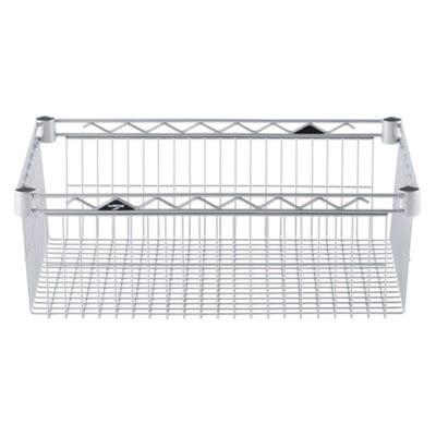 Intermetro Laundry Basket Cart