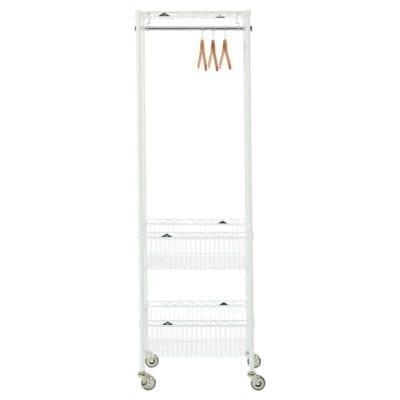 InterMetro Laundry Cart