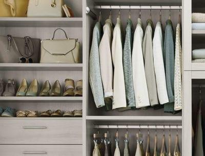 Laren Custom ClosetS Hanging