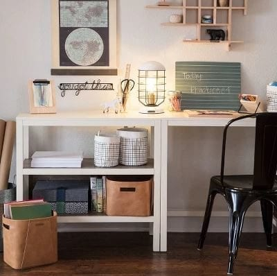 Magnolia desk, Office Supplies,