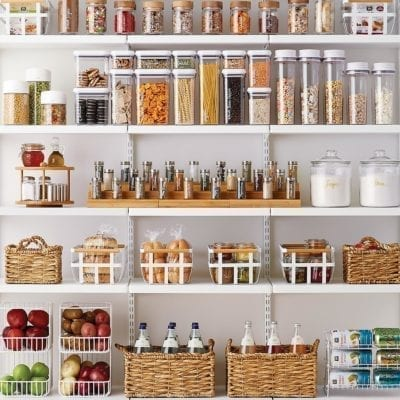 OXO Good Grips Pantry Canisters