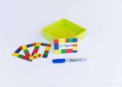 Lego Themed Tags