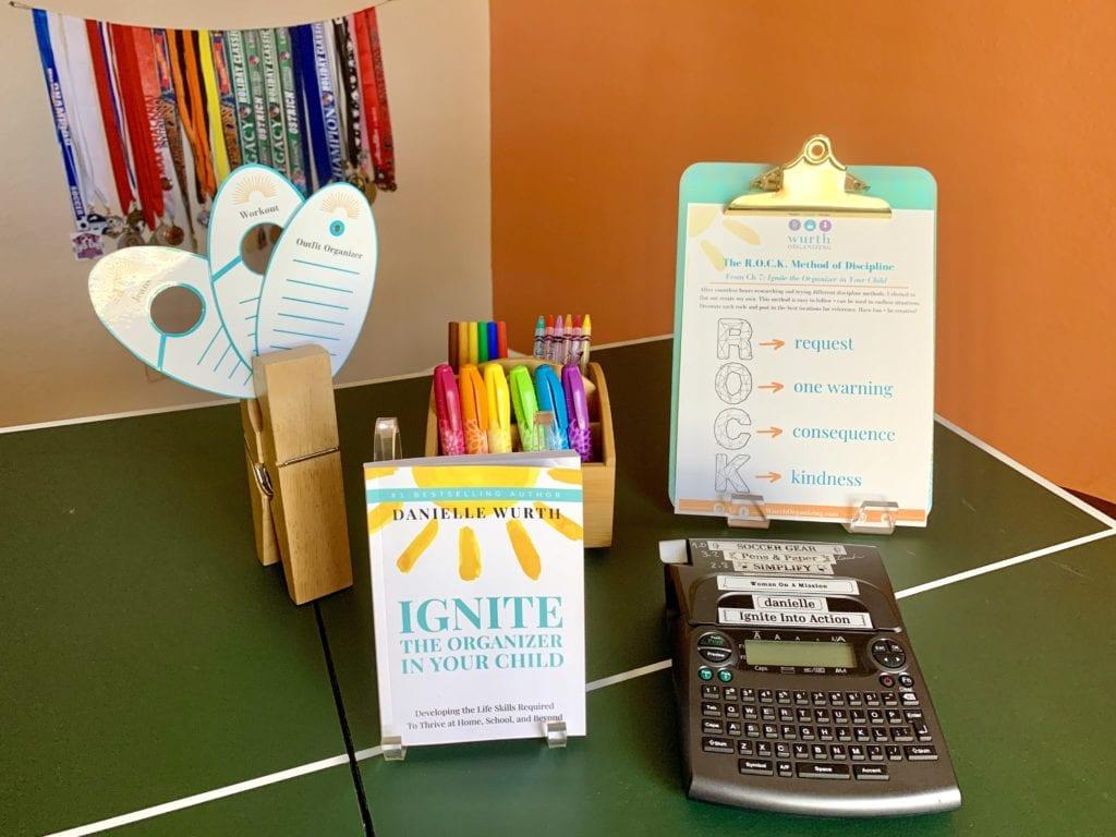 Ignite The Organizer In Your Child - Wurth Organizing